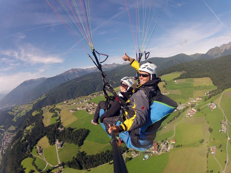 Bildergebnis für paragliding meransen